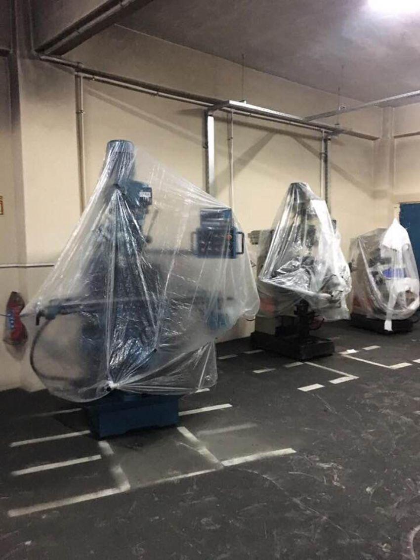Endüstriyel Temizlik Ve Makina Temizliği